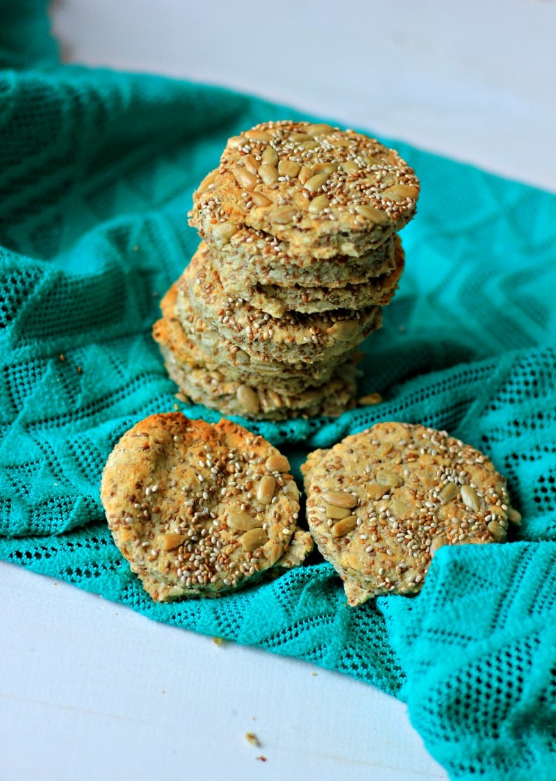 Amandel Zaden Crackers