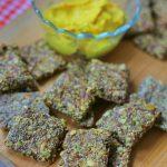 Vadouvan glutenvrije zaden crackers
