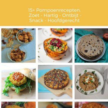 15 Recepten met  Pompoen